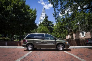 Annapolis Flyer Cab