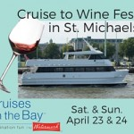 Cruise toWine Fest in St. Michaels 300