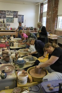 Maryland Hall Pottery