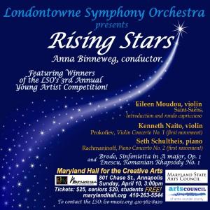 Rising Stars 10x10 Concert