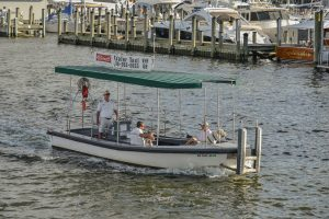 Water Taxi to begin daily service this weekend