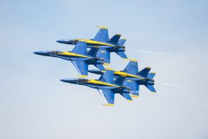 Blue Angels returning to area for Fleet Week in October