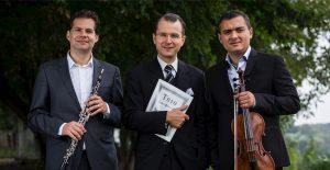 Kauder Trio instruments