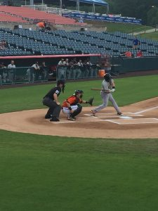 Baysox out-dueled in 11 inning loss