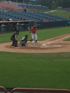 Baysox head into break with a loss