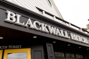 Blackwall Hitch Anp Exterior Sign