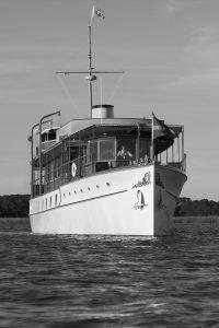 Trumpy Yacht