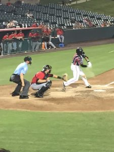 Baysox stumble in extra innings