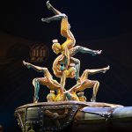 "Cirque du Soleil's ""Kurios – Cabinet of Curiosities"" showing at Tysons Galleria"
