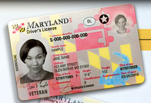 new md license