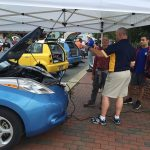 Electric vehicle bonanza at City Dock this weekend, is this your next car?