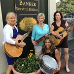 Coldwell Banker collecting used instruments for school programs
