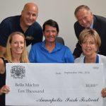 Annapolis Irish Festival donated $10K to Bello Machre