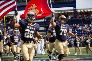 LIVE BLOG*: Navy Vs Memphis, October 22, 2016, 3:30pm