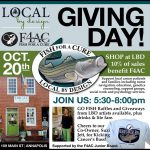 Local By Design to give back to Fish for a Cure!