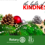 South County Rotary presents Lights of Kindness this weekend at Homestead Gardens