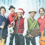 Sultans of String to present their Christmas Fiesta at Maryland Hall on December 16th