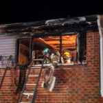 Annapolis family displaced by Christmas Eve fire