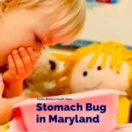 Stomach Bug Sweeps Maryland