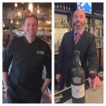 First Chef's Table Wine Dinner of 2017 at Blackwall Hitch