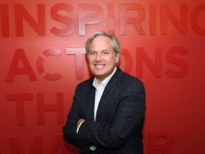 Raymond Crosby named Top CEO by Washington Post