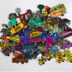 The Fantastic World of Ron Markman at Mitchell Gallery