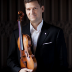 Grammy Award winning violinist to join Annapolis Symphony next weekend