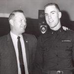Legendary Navy football coach, Wayne Hardin, passes away at 91