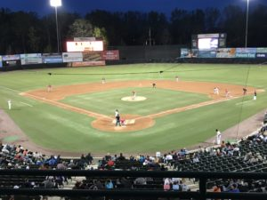 Baysox leave 14 stranded on base in 2-1 defeat at the hands of the Flying Squirrels