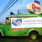 Samaritan House's 4th Annual Burritos for Beds tomorrow morning at Chevy's