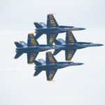 Another angle of the Blue Angels (PHOTOS)