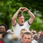 Pleb's become Midshipmen in annual Herndon Monument climb (Photos)