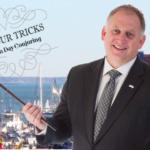 Michael Kaminskas brings Parlour Tricks to Federal House Bar & Grille