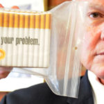 Comptroller's Office helps with seizure of 600,000 cartons of illegal cigarettes