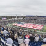 Capitals to play Maple Leafs at Navy-Marine Corps Stadium in March 2018