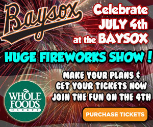 Celebrate Independence Day with the Baysox