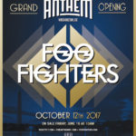 Foo Fighters to open up DC's newest concert venue