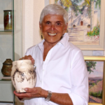 Hometown artist  returns to exhibit at Annapolis Pottery