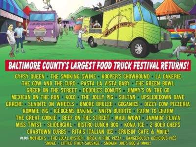 Trifecta Food Truck Festival this weekend