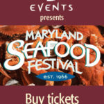 Five more days to save 25% off your Maryland Seafood Festival tickets
