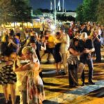 City Dock coming alive this week with music and dance
