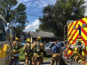 Citing recent civilian help in fighting fires, AACoFD Union calls for more staffing
