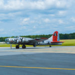 Our flight in a B-17 Bomber over Baltimore (PHOTOS)