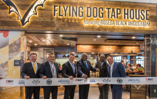 Flying Dog at BWI