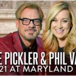 Kellie Pickler and  Phil Vassar bring Country Christmas Tour to Maryland Hall