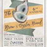 6th Annual Tidewater Inn Brew & Oyster Brawl tickets on sale now