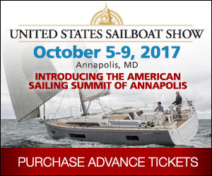 2017 US Sailboat Show a resounding success