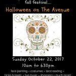 Halloween on the Avenue