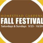 It's Heere!  Homestead Gardens Annual Fall Festival
