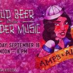 Amps & Ales….tomorrow!